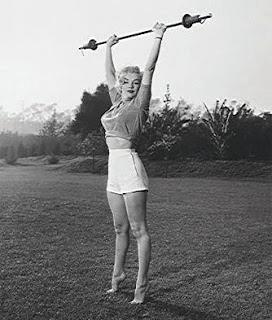 marilyn monroe workout