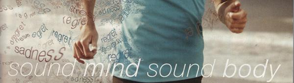 asics sound mind sound body running
