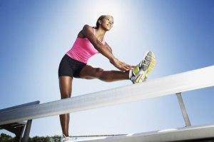 competitor magazine runner stretch