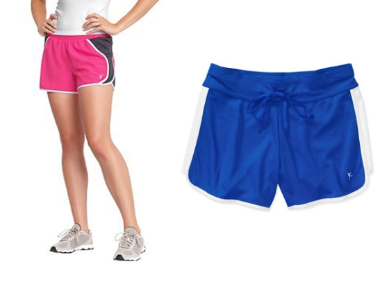 running shorts danskin