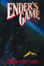 Ender's Game Orson Scott Card {Piloting Paper Airplanes}