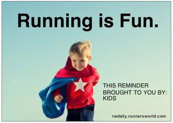 Running is Fun