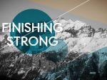 finish strong #run #race #motivation #inspiration {PilotingPaperAirplanes.com}