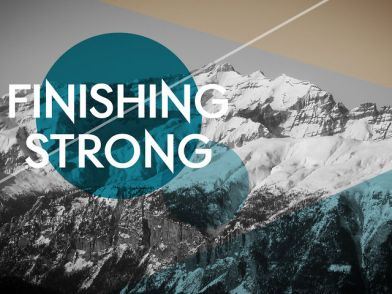 finish strong #run #race #motivation #inspiration {PilotingPaperAirplanes.com}