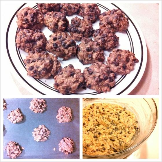 Healthy cookies {Piloting Paper Airplanes}